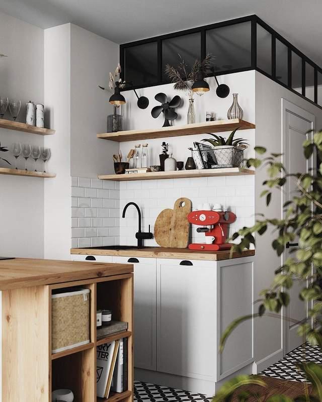 Планування маленької кухні має бути продуманим