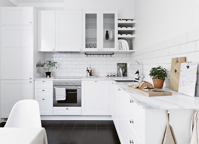 Біла кухня