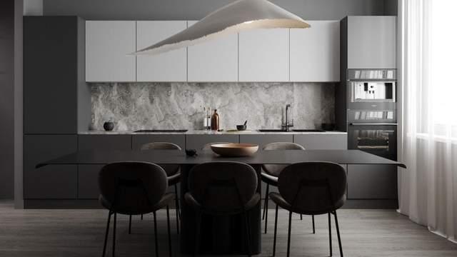 Реальні фото інтер'єру кухні