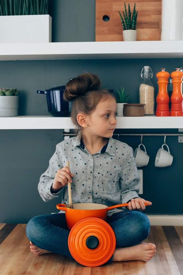 Дитині варто давати змогу бути самостійною