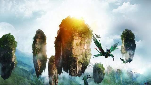 Летающие горы Пандоры в Китае: живописные пейзажи национального парка Чжанцзяцзе