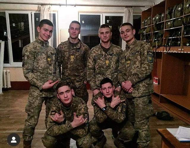 Курсанти, що були на борту авіакатастрофа біля Чугуєва