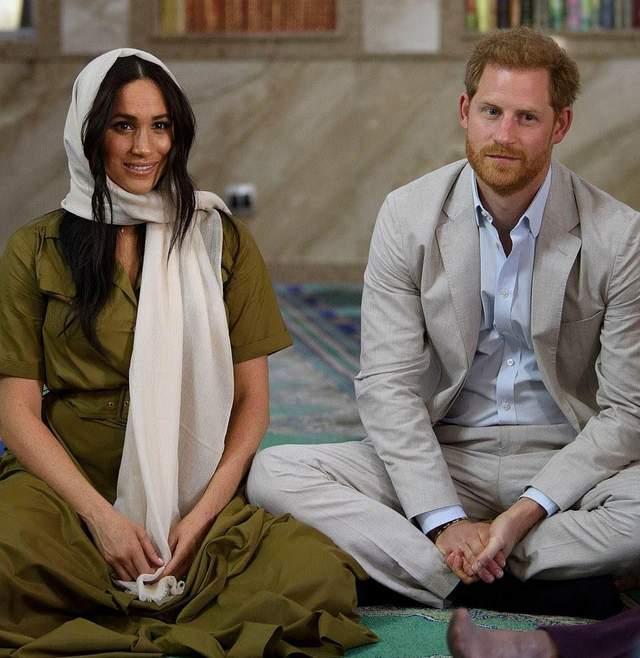 Принц Гарри и Меган Маркл потратили больше всего денег из королевской казны
