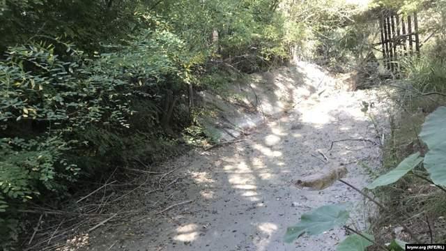 Минус одна речка: в оккупированном Крыму обостряются проблемы с водой – фото