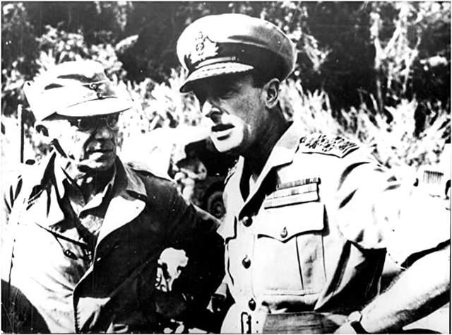Черчиль та Вінгейт