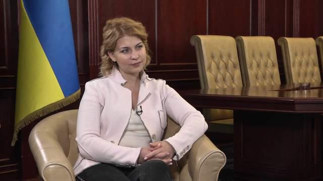 Украина готова быть полноправным партнером ЕС: откровенное интервью со Стефанишиной