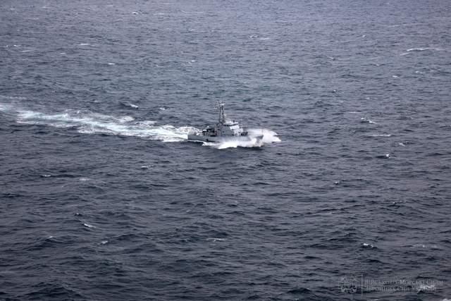 ВМС, Україна, США, Чорне море, навчання, НАТО, кораблі