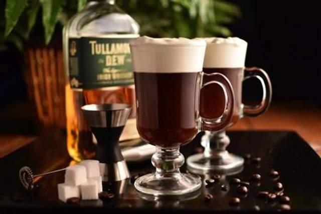 Рецепт кави з віскі по-ірландськи