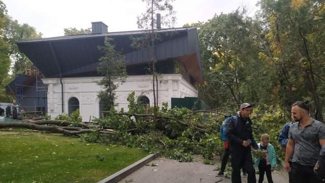 Ураган в Харкові