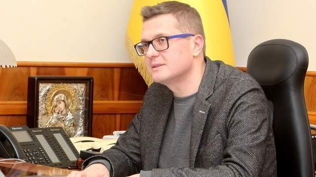У НАЗК пояснили ситуацію з Бакановим і