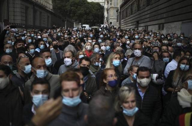 протест у франції
