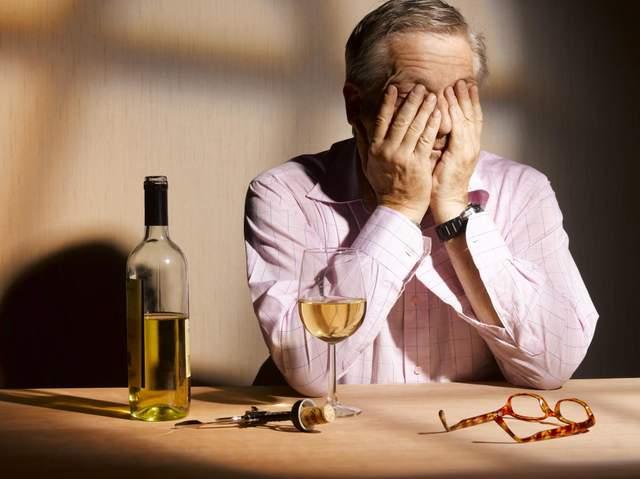 Алкоголізм — це розлад