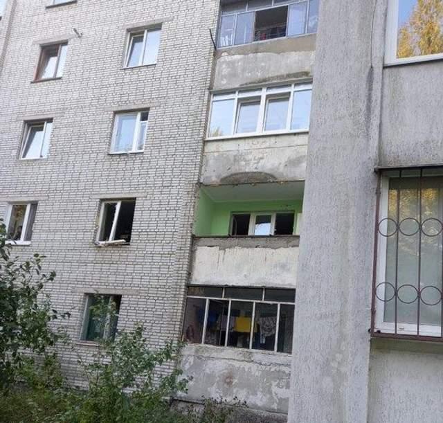 Вибуз газу у Львові