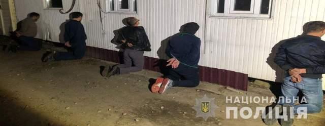 затримані в Одеській області