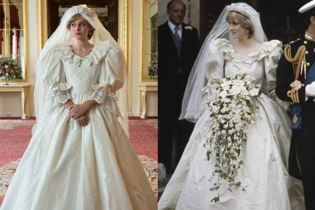Емма Коррін приголомшила схожістю з принцесою Діаною