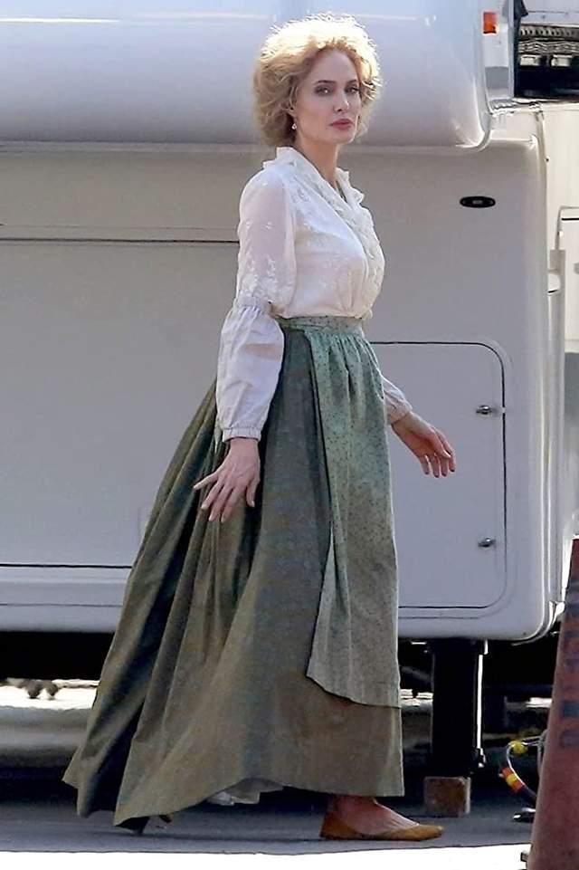Неперевершена Анджеліна Джолі у новому фільмі
