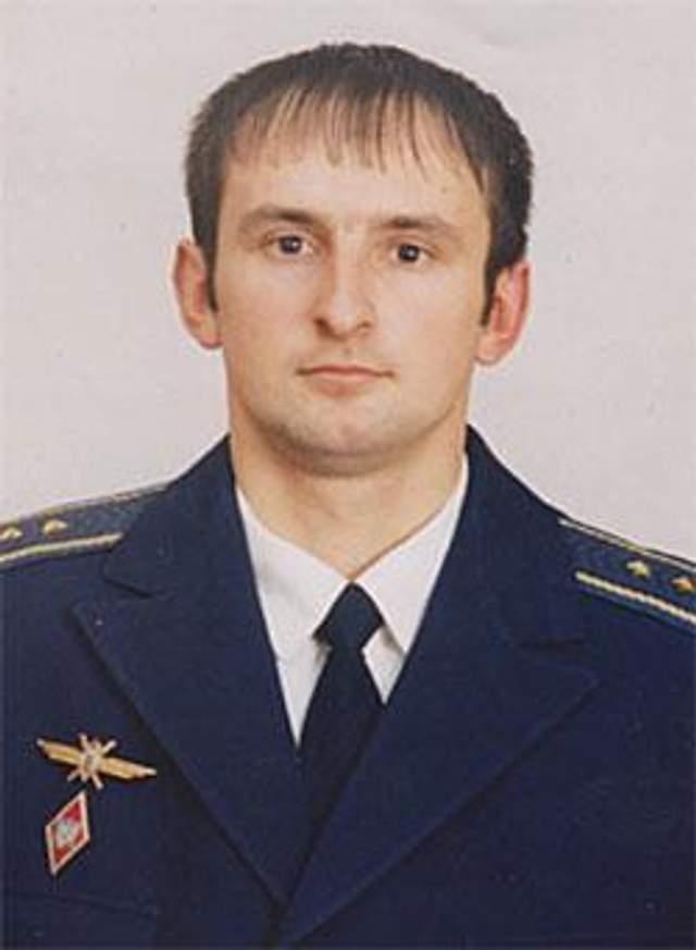 Ігор Скочков, батько загиблого Олександра Скочкова