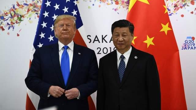 США та Китай домовилися про першу фазу торгової угоди