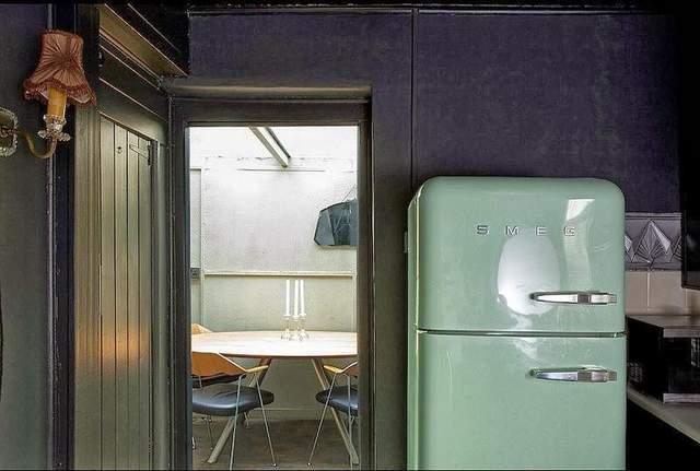 Холодильник в стиле