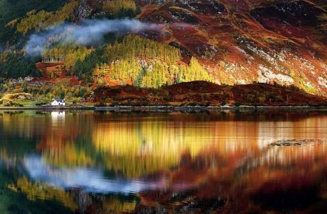 Осень в разных уголках мира (ФОТО) 13