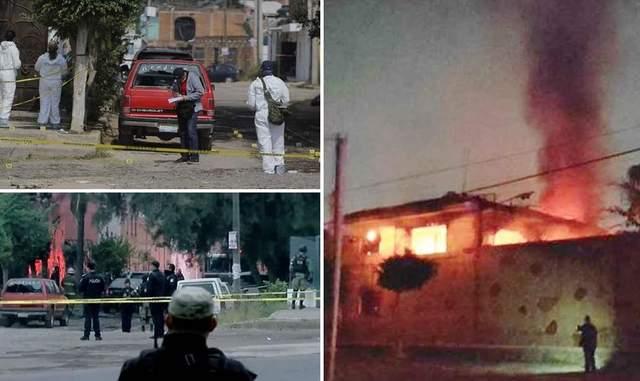 У Мексиці з гранатами напали на будинок: багато жертв
