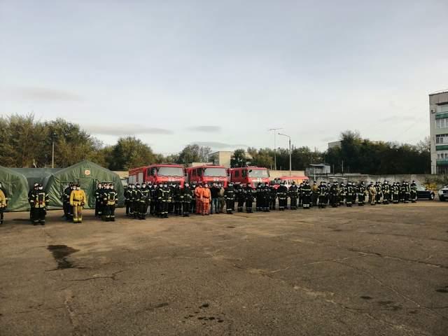 Пожежі вдалося ліквідувати - рятувальників повертаються додому