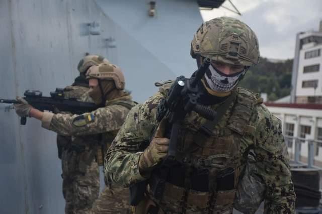 Навчання провели Сили спеціальних операцій України разом з колегами країн НАТО
