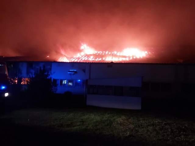 Пожежу загасили, обійшлося без жертв та постраждалих