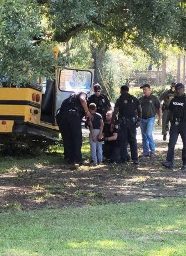 У США 11-річний хлопчик викрав шкільний автобус