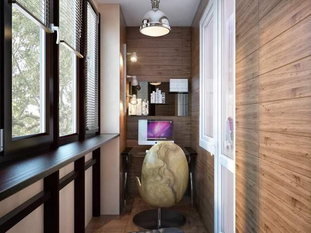 Для узкого пространства нужно выбрать правильную мебель