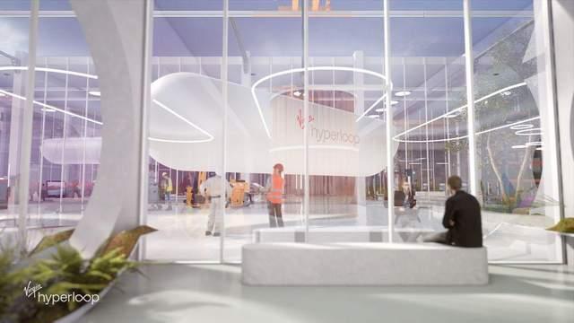 В США построят тестовую станцию Hyperloop (ФОТО) 3