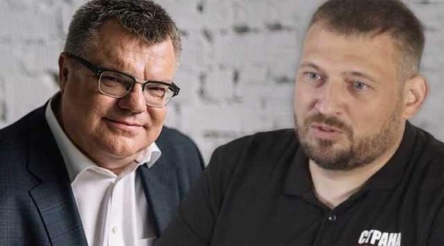 Віктор Бабарико та Сергій Тихановський