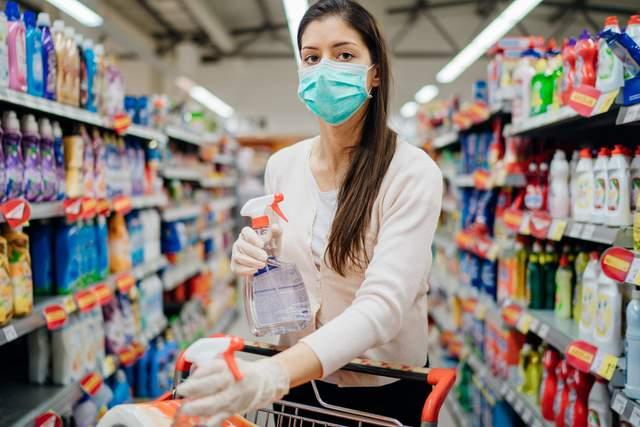 Чи можна заразитися коронавірусом у супермаркеті