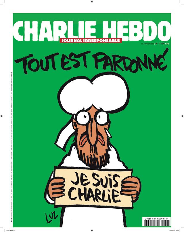 Карикатуа із журналу