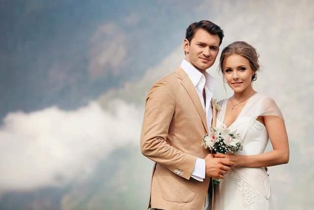 Весілля Олени Шоптенко і Дмитра Дікусара