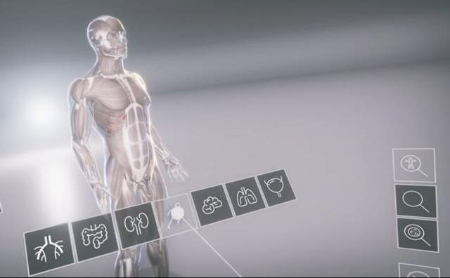 VR-окуляри на заняттях з анатомії