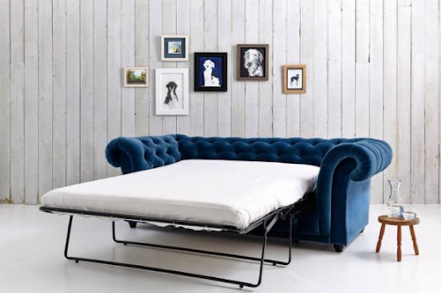 Когда выбираете диван, лучше сразу обратите внимание на раскладные модели