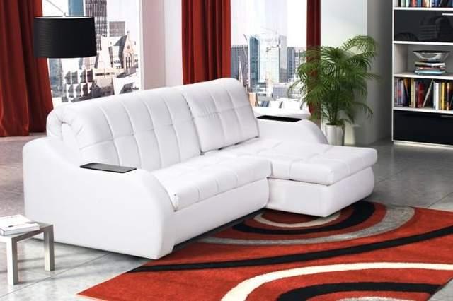Пример дивана-аккордеона