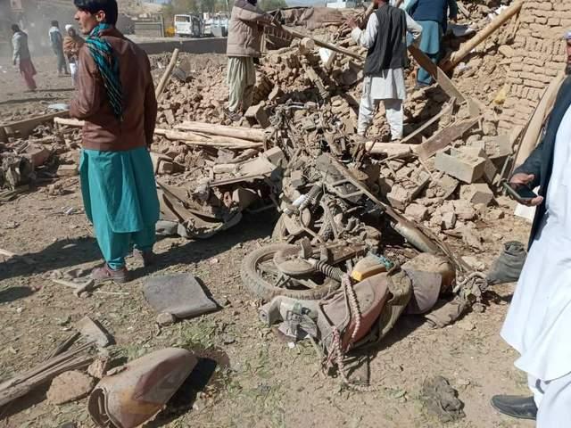 Теракт в Афіганістані 18 жовтня 2020