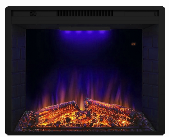 На фото электрокамин Royal Goodfire 28 LED. Подробнее можно узнать на фирменном сайте royal-flame.com.ua