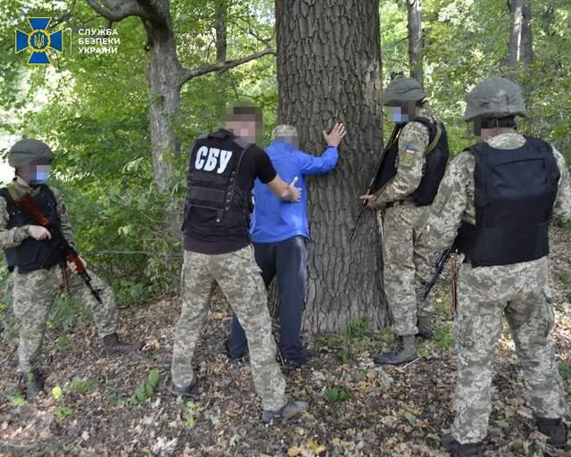 Затримання злочинців
