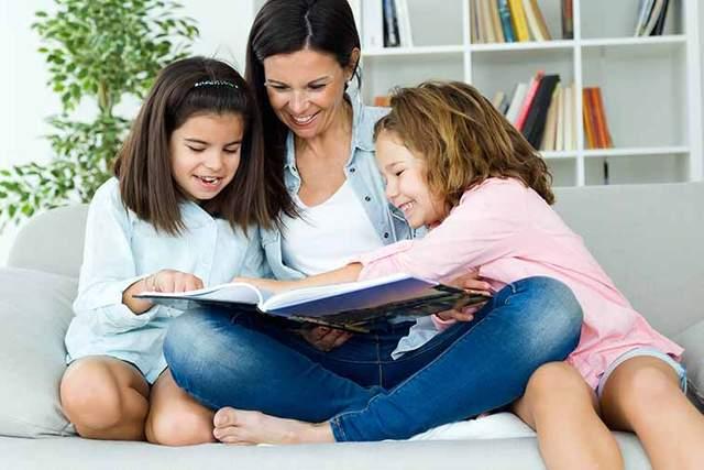Читання з дітьми