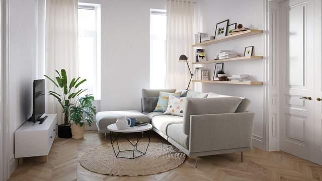 Двери пидреслюють классический стиль помещения