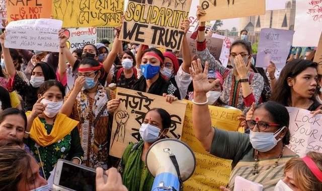 протести у бангладеш