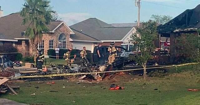 Літак впав у Алабамі 24 жовтня 2020