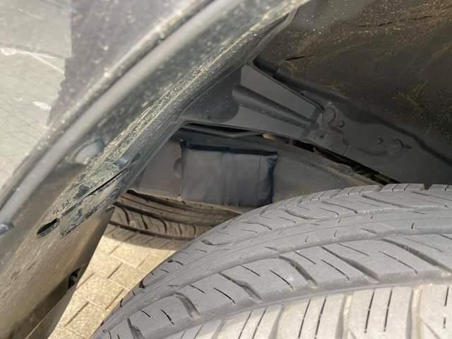 Згорток під колесами авто Арахамії