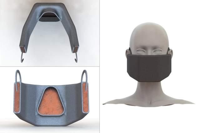 Інноваційна захисна маска