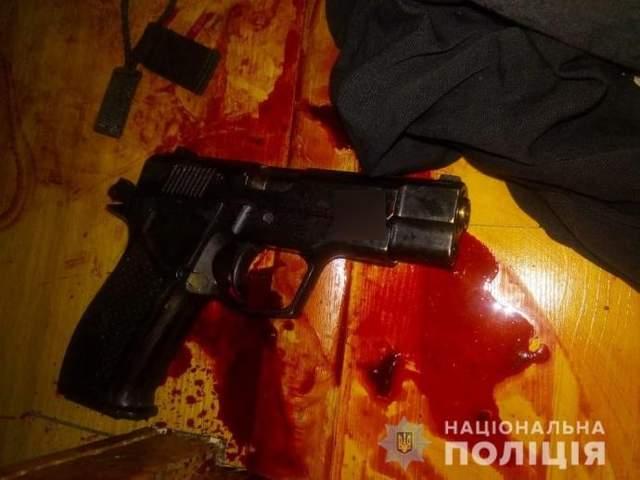 пістолет стрілянина Суми Кролевець кандидат у депутати