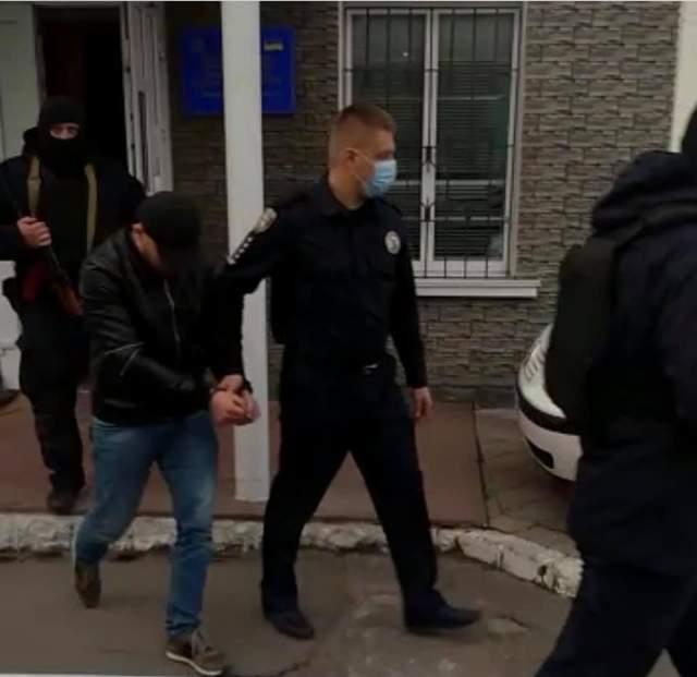 Напад на ДВК у Вінницькій області