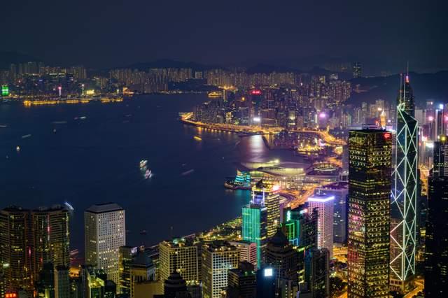 Нічний Гонконг